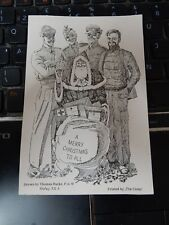 More details for stalag xx-a torun, poland  christmas card  1942 ?  unused   vgc  authentic