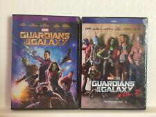 Guardians of the Galaxy Vol. 1 & Vol. 2 DVD (Free USPS Shipping)