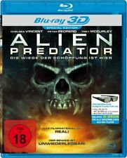 Alien Predator (2014) - 3D & Blu-Ray Disc..