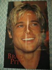 Brad Pitt / Hanson Magazine Poster