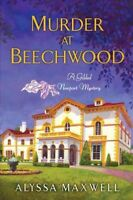 Murder at Beechwood, Paperback by Maxwell, Alyssa, Like New Used, Free shippi...