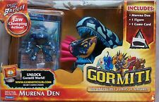 GORMITI The Invincible Lords of Nature MURENA DEN New in Box