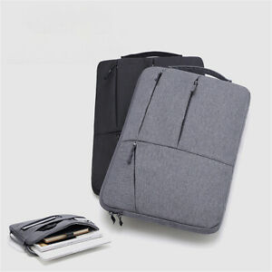 """Waterproof Laptop Sleeve Carry Case Bag Cover MacBook Lenovo Dell HP 13"""" 15"""" 16"""""""
