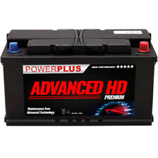 Advanced 100ah 850cca 4 Yr Warranty X5 TYPE CAR BATTERY 12v