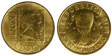 200 Lire 1996 Immanuel Kant San Marino §848