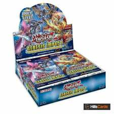 YuGiOh Genesis Impact | Sealed Booster Box of 24 Packs | New & Sealed TCG Cards