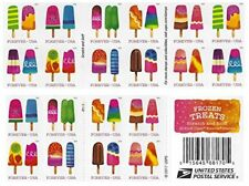 Frozen Stamp Collecting Treats - 2018 Forever First Class Postage Sheets U.S.