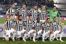 Juventus Football Team Photo > Saison 2013-14
