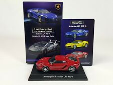 1:64 Kyosho Minicar Collection Lamborghini Asterion LPI 910-4 Hybrid 2014 Red