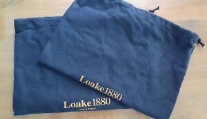 Loake Dust Bags - For Boots