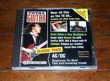 CD: Total Guitar Magazine Volume 14: 1996 UK Import 28 Tutorial Tracks Technique