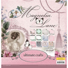 Ultimate Crafts 12 x 12 Paper Pack - Magnolia Lane
