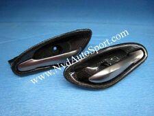 BMW E81/ E82 / E88 Carbon fiber Interior Door Handles from NVD Autosport