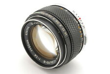 【AS IS】Olympus OM SYSTEM G ZUIKO AUTO S 50mm F/1.4 From JAPAN