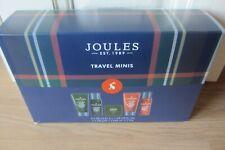 Mens Joules Travel Minis Kit Gift  ~ Set Brand New  ~ FREE P&P