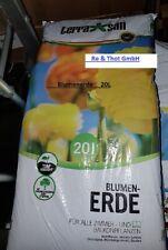 Qualitäts-Blumenerde 20 l Sack Erde Boden Pflanzerde Gartenerde Pflanzenerde