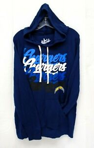 Los Angeles Chargers Women's M Touch by Alyssa Milano Pre Game Pullover 167