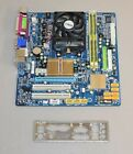 Gigabyte GA-MA74GM-S2 Motherboard AMD Athlon II X3 425 2.7GHz 4GB DDR2 IO Shield