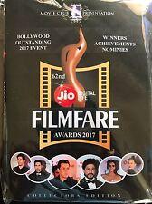 Filmfare Awards Bollywood 2017