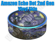 Any 1 Vinyl Decal / Skin for Amazon Echo Dot (2nd Gen) - Buy 1 Get 1 Free!