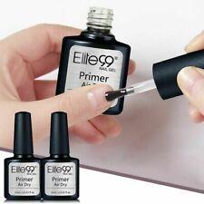 Elite99 Fast Air Dry Primer Top Coat Nail Polish No Need Lamp Manicure DIY 10ML