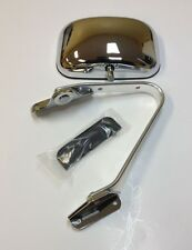 SIDE VIEW MANUAL STAINLESS STEEL PICK UP TRUCK MIRROR SWING ARM  FORD F-SERIES