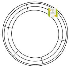 "2 14 inch Metal Wire Wreath Frame 14"" Door Wreath Ring Supplies Decorative Arts"