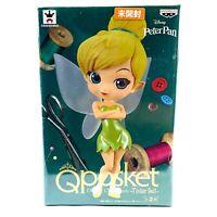 EC Japan Banpresto Q Posket Disney Characters Figure Peter Pan Tinker Bell