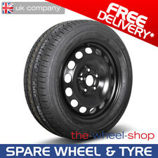 "16"" Peugeot 4007 2007 - 2012 Full Size Spare Wheel and Tyre"
