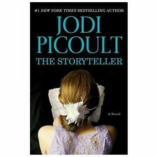 The Storyteller by Jodi Picoult (2013, Trade Paperback)IS ANYTHING UNFORGIVABLE?