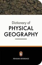 The Penguin Dictionary of Physical Geography by John B. Whittow  new, freepost A