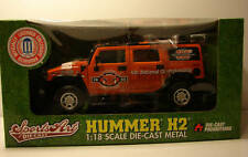 1/18 Hwy 61 Hummer H2 GM Texas University of Texas Bevo Orange Mint In Box