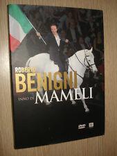DVD ROBERTO BENIGNI HIMNO NACIONAL ITALIANO FESTIVAL SAN REMO SAN REMO 2011
