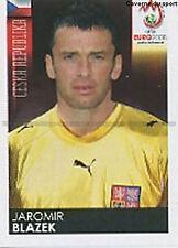 N°097 VIGNETTE PANINI BLAZEK REP.CZECH EURO 2008 STICKER