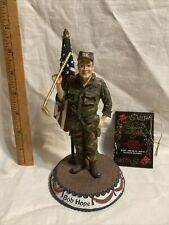 Bob Hope Figurine - History Of Entertainers, 1988 Duncan Royale