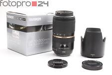 Canon Tamron 70-300 mm 4-5.6 Di VC SP USD + TOP (216782)