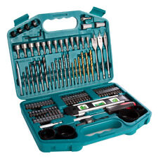Makita P-67832 Power Drill Accessory Set Of 101 Pieces