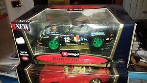 Porsche 911 carrera racing 1993 - 1/18 Burago