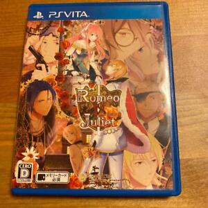 Romeo Vs Juliette Whole Volume Pack PSV Vita Japanese version
