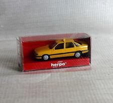 "Herpa Opel Vectra ""Taxi"" (gelb)"
