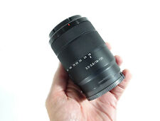 Sony 18-135mm f/3.5-5.6 OSS Lens SEL18135•GREAT COND- MINT GLASS•WORKS PERFECTLY