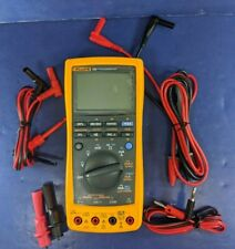 Fluke 789 Processmeter, Excellent, Screen Protector, Accessories