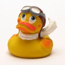 Pilot duck-rubber duck bath duck