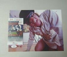 Malcolm McDowell Clockwork Orange Alex Autograph Sign 8x10 Jsa Authenticated