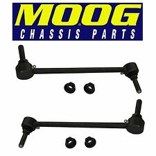 Ford Mustang 2005-2014 Pair Set of 2 Front Stabilizer Bar Links Moog K80899