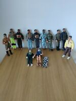 Bundle of 12 Action Man Figures Collectors Vintage Toys 1994-1999 Hasbro RARE