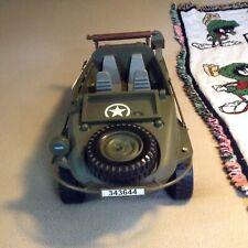 "GI Joe German Schwimmagen Land Water Vehicle 12"" Doll 21st Century Toys 1999"