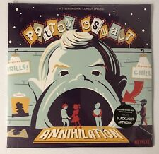 "PATTON OSWALT Annihilation RSD2018 Netflix Orig. Comedy Special 2 LP 12"" Vinyl"