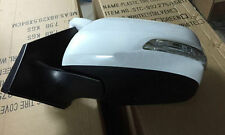 Door Side Mirror W LED Light Fit for Toyota Land Cruiser LC200 2008-15 Christmas