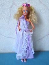 Vintage poupée Barbie années 80er I. l'été-Tenue